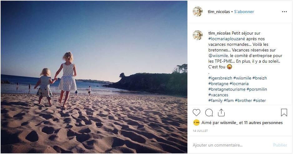 """""""Vacances bretonnes en famille sous le soleil"""" 1"""