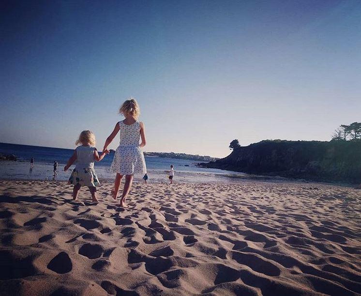 «Vacances bretonnes en famille sous le soleil»