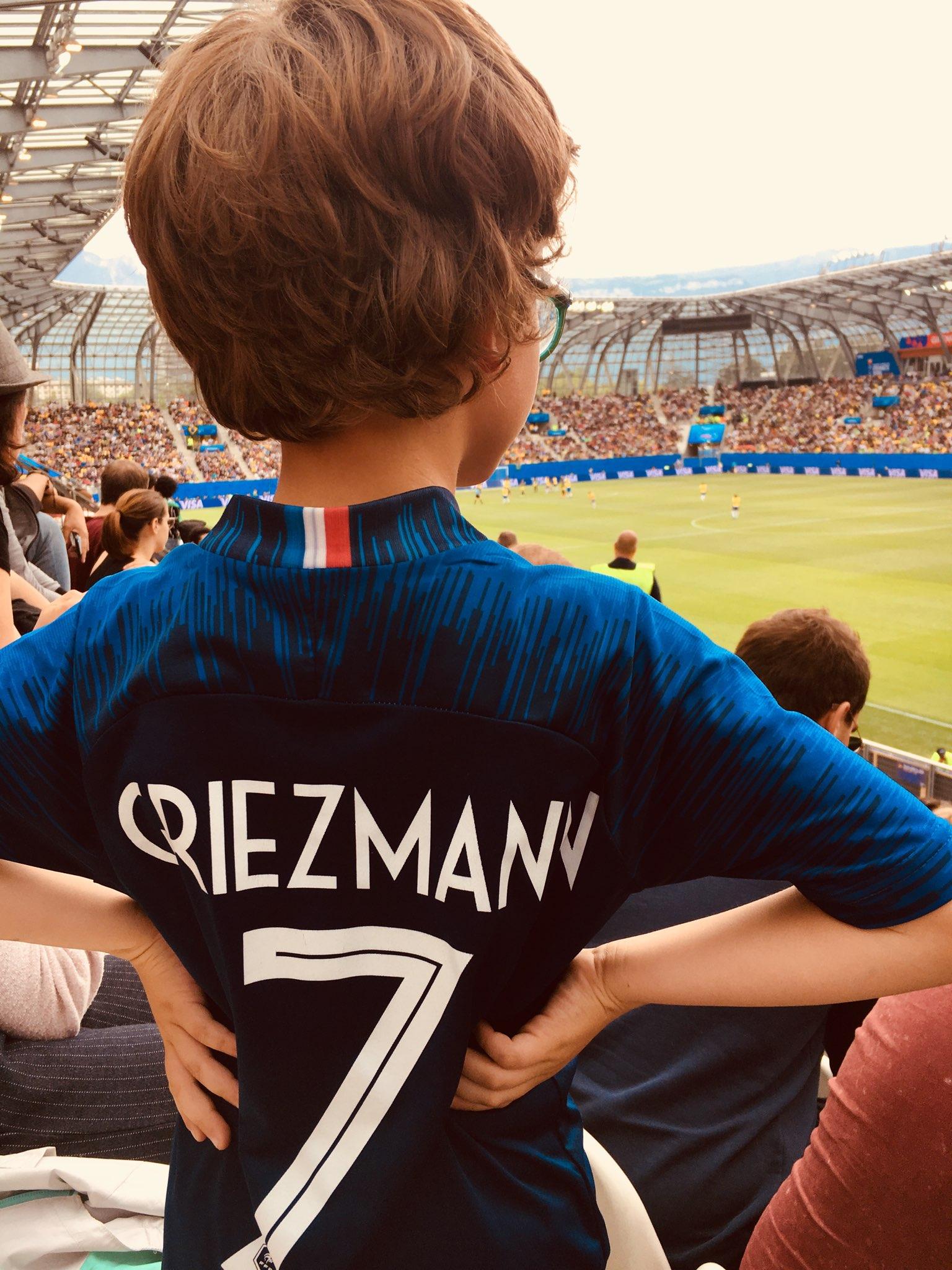 « Un Brésil-Jamaïque au stade avec mon fils »